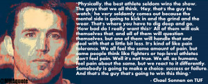 Quotes Ufc Fighters ~ Motivational Quotes: Chael Sonnen Quote on the ...