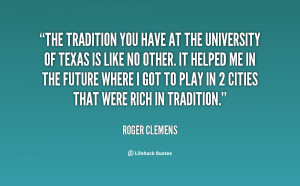 Quotes About Tradition