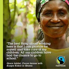 Fair Trade Month