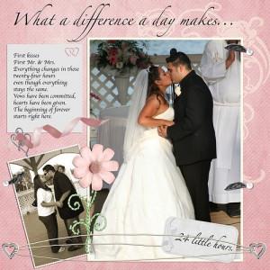 Wedding Scrapbook Page Layouts – LoveToKnow