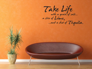 ... with-a-Grain-of-Salt-Wall-Decal-Quote-Wall-Sticker-Wall-Quote-Wall-Art