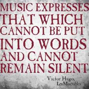 Victor hugo, quotes, sayings, music, wise, quote