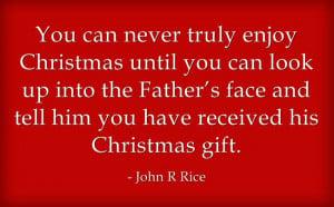 inspirational religious christmas quotes