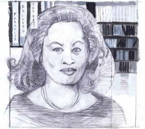 Day18 of Black History Month. Today is also Ms. Morrison