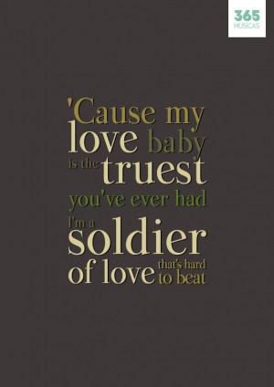 Pearl Jam - soldier of love