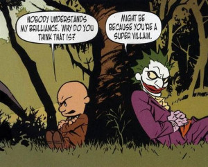 Joker Comic Quotes The joker quotes comics