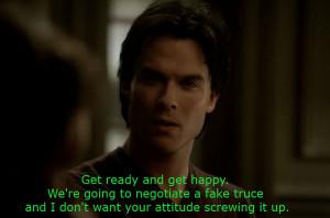 Vampire Diaries Damon Salvatore Quotes