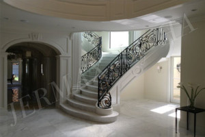 Stair Metal Railing