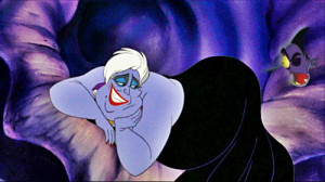 Ursula/Undertow - disney-princess Photo