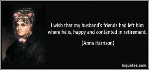 Anna Harrison First Lady Anna harrison quote