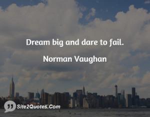 Inspirational Quotes Norman Vaughan