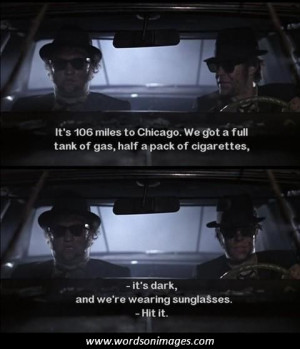 Blues Brothers Quotes