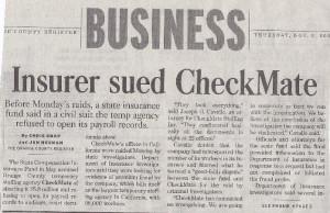 Checkmate / Lou Perez case