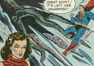 Sad Superman For Valentine's Day