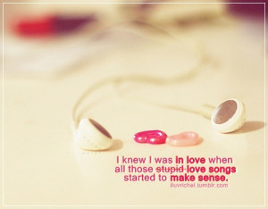 when all love songs started to make sense | FOLLOW BEST LOVE QUOTES ...