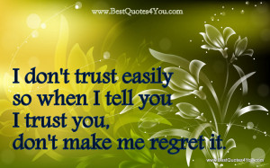 Wallpaper Desk : Trust quote, trusting quotes, trust quotes ...