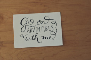 Adventure Quote, Travel Quote, Vacation Quote, Love Quote, Typography ...
