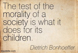 Quotes of Dietrich Bonhoeffer About politics, justice, injustice ...