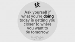 tomorrow. quotes about life challenge and success instagram 36 Quotes ...