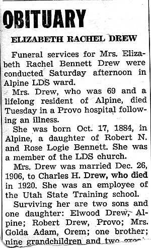 Newspaper Obituary Template Classified text obituary ad