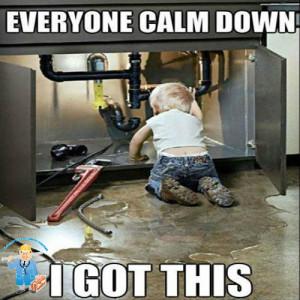 Funny Plumbing Sayings
