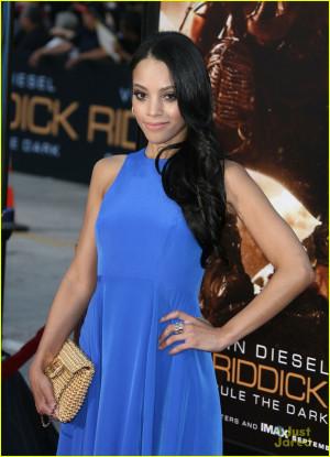 Bianca Lawson Riddick...