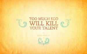 13. Ego Kill Talent