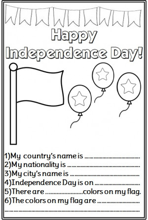 INDEPENDENCE DAY (poems + writing)