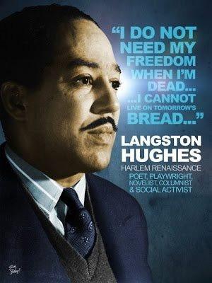 James Mercer Langston Hughes (February 1, 1902 – May 22, 1967 ...