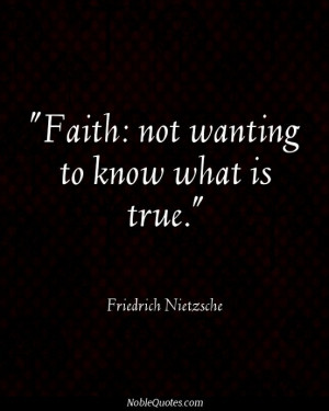 Faith Quotes | http://noblequotes.com/
