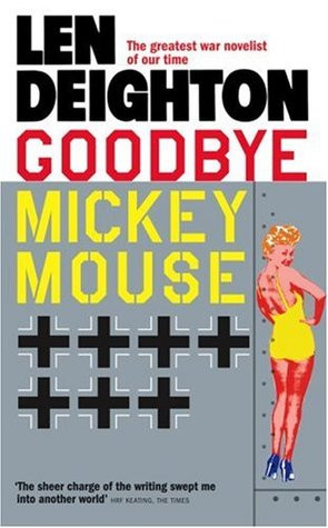 """Start by marking """"Goodbye Mickey Mouse"""" as Want to Read:"""