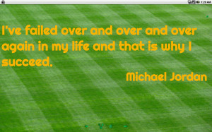 Athletes Quotes - screenshot