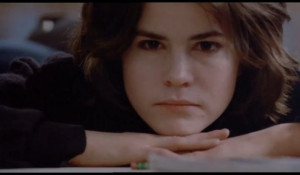 know, I know. I'm like Ally Sheedy in The Breakfast Club. I'm ...