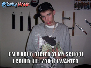 drug dealer school