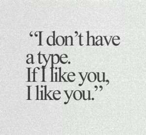 boys, like, like you, quote, quotes, type, you