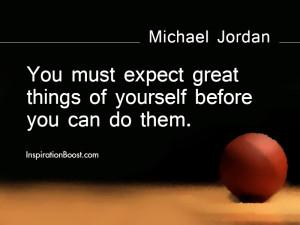 Michael Jordan Success Quotes