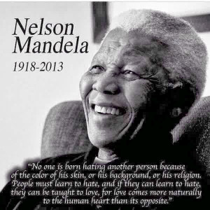Nelson Mandela's Quotes: Most Famous Inspirational Words Of Wisdom By ...