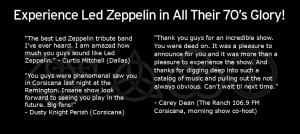 Experience Led Zeppelin