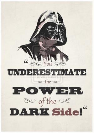 Darth Vader Quote by ludovitNASTISIN