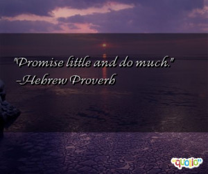 Famous Quotes Promise Famousquotesabout Quote
