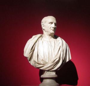 büste ciceros in den kapitolinischen museen rom