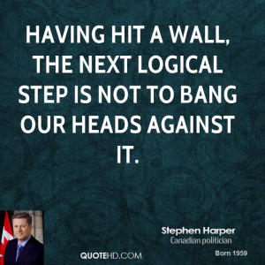 Stephen Harper Quotes