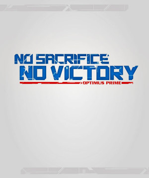 "Sacrifice Quote 11: ""No sacrifice, no victory"""