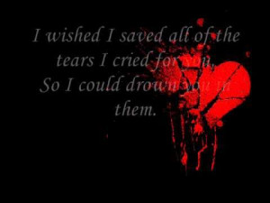 emo quotes poems and sayings