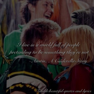 Quotes From A Cinderella Story Most popular tags for this