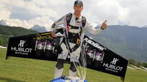 Yves Rossy Jet Wing