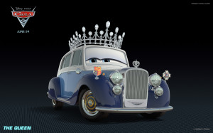 The Queen (Cars 2) - Pixar Wiki - Disney Pixar Animation Studios