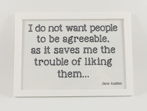It Saves Me The Trouble Of Liking