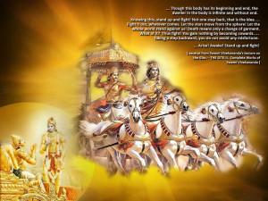 geeta ka saar in hindi english language in high quality for desktop ...