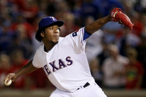Texas Rangers - Closer - Neftali Feliz